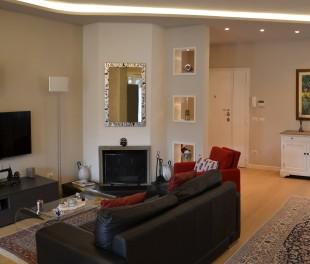 Intime atmosfere appartamento Nuovo Salario